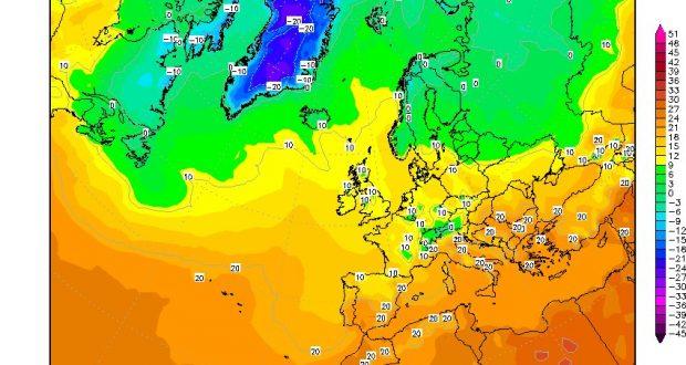 погода в Україні на вихідні