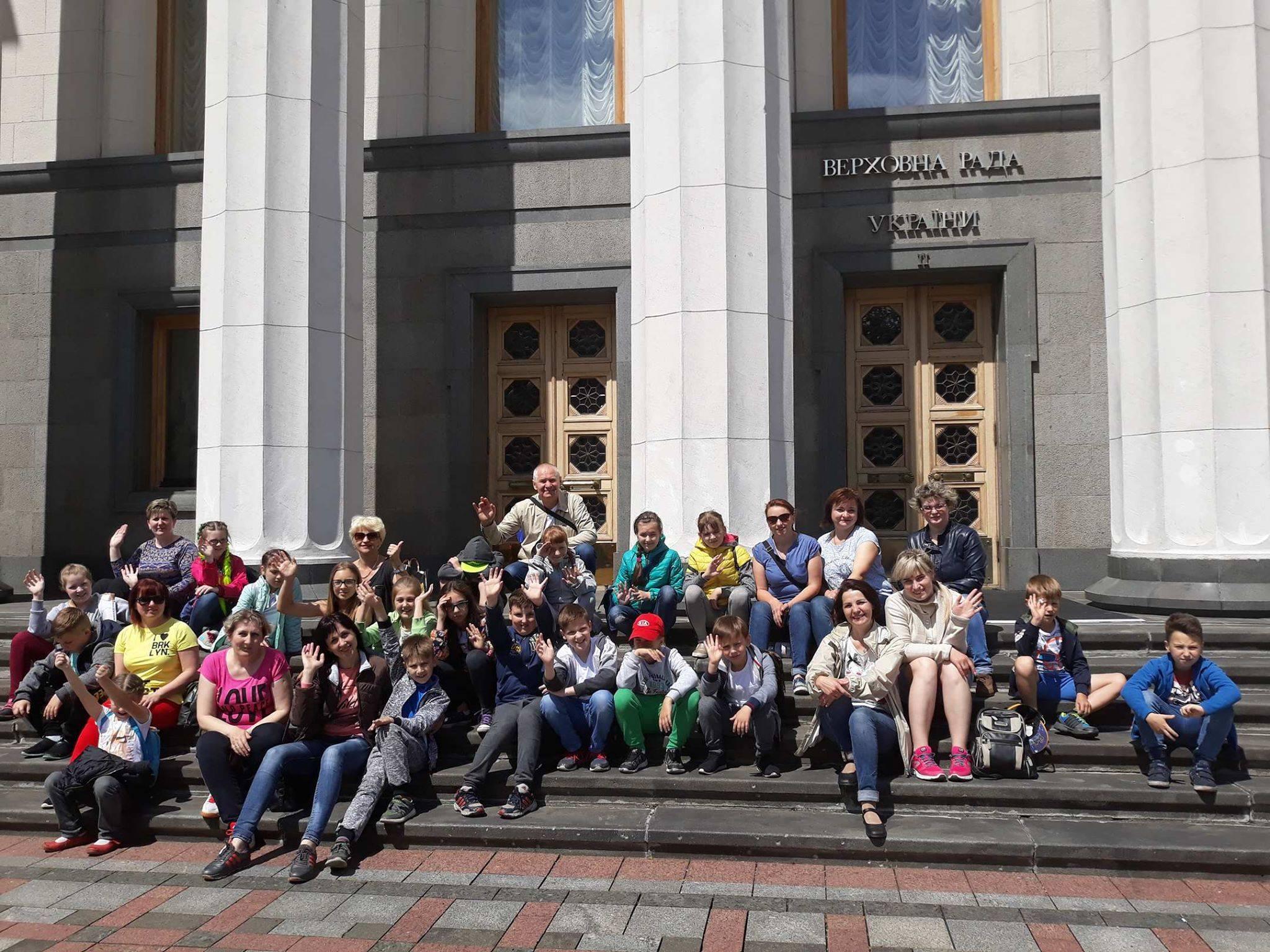 сокальчани у Києві