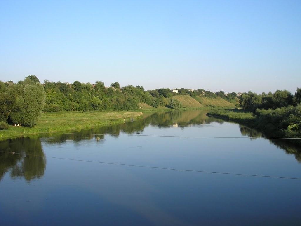 річка Західнйи Буг забруднена
