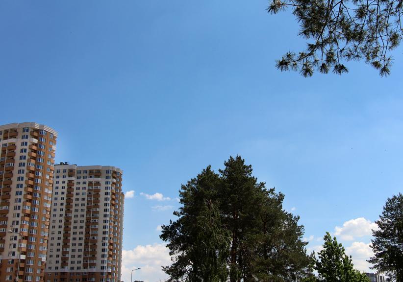 Новостройки Броваров «Крона Парк»