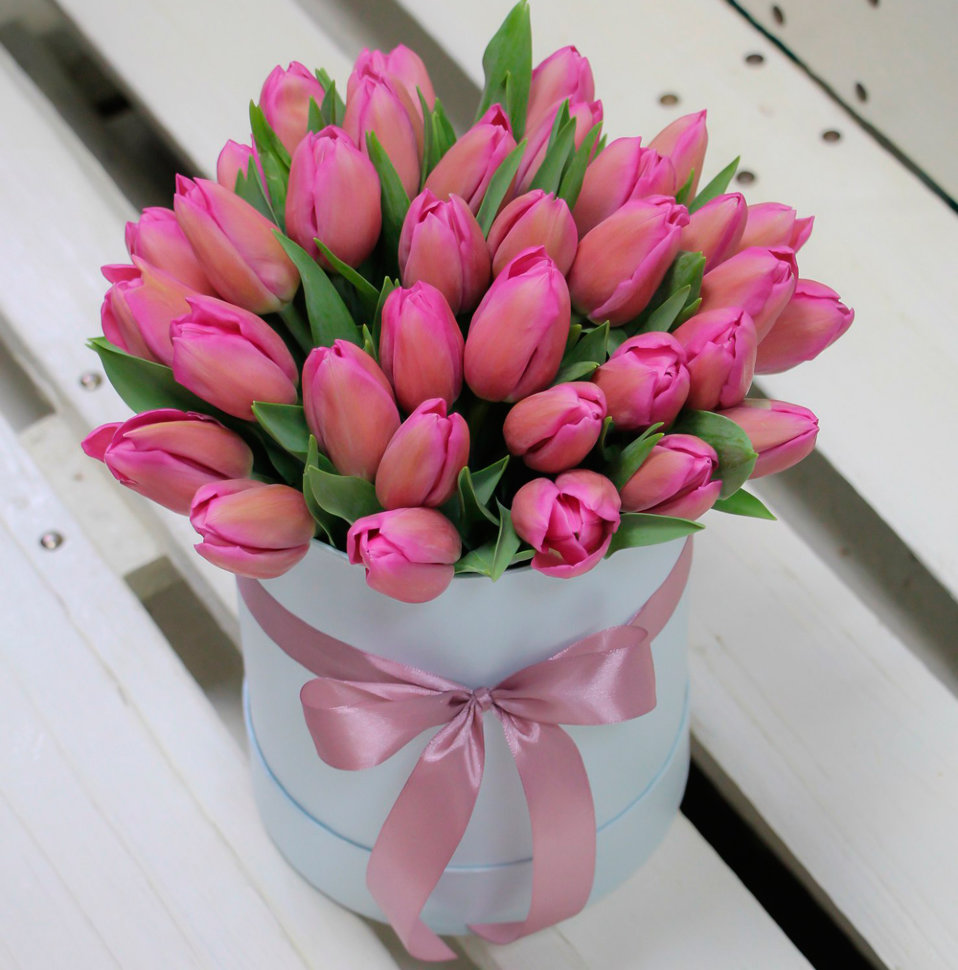 Купить букет тюльпанов в честь знаменательного события - Голос Сокальщины