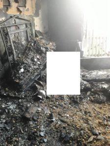 в Червонограді під час пожежі загинула жінка