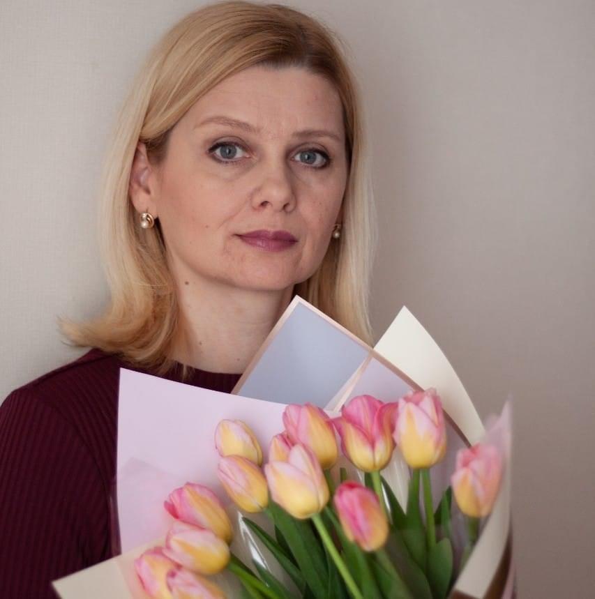 Світлана Ярославівна Дубецька