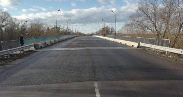 міст в Червонограді після ремонту