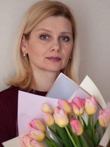 Свiтлана Ярославiвна Дубецька