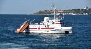Санітарний катер «Сокаль» Військово-Морських Сил Збройних Сил України