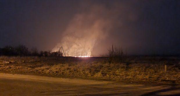 пожежа у Сокалі