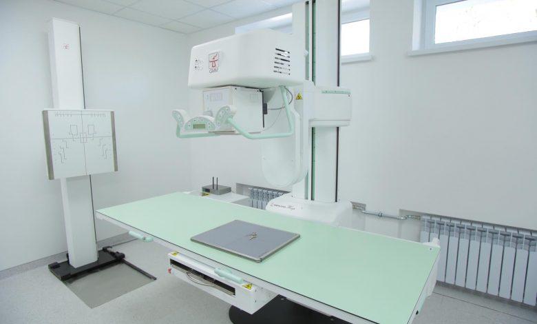 оновлене приймальне відділення Червоноградської Центральної міської лікарні