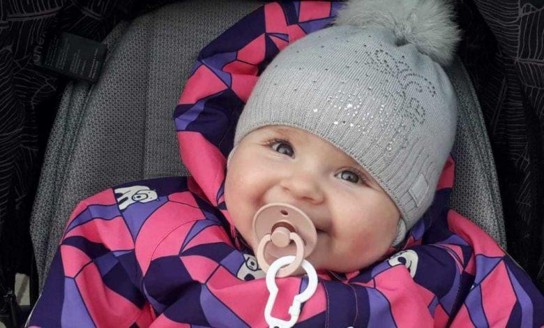 1-річна Вікторія зі Львова