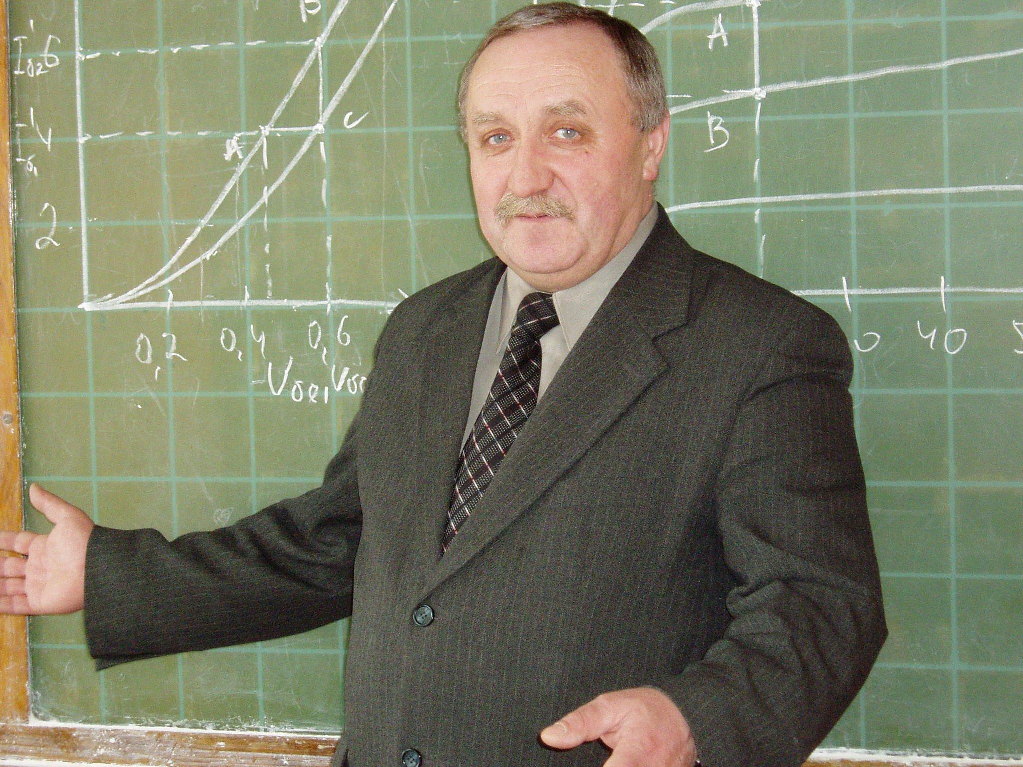Михайло Репецький