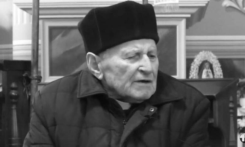 отець протоієрей церкви святого Йосафата Дмитро Дмитраш