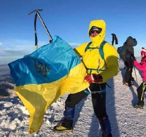 55-річний львів'янин Ігор Яськевич минулого тижня підкорив найвищу вершину світу