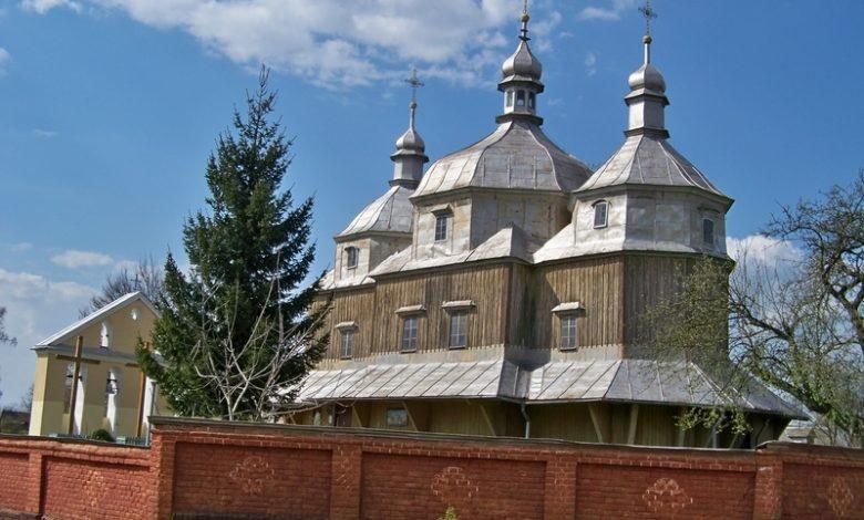 церква у с.Цеблів