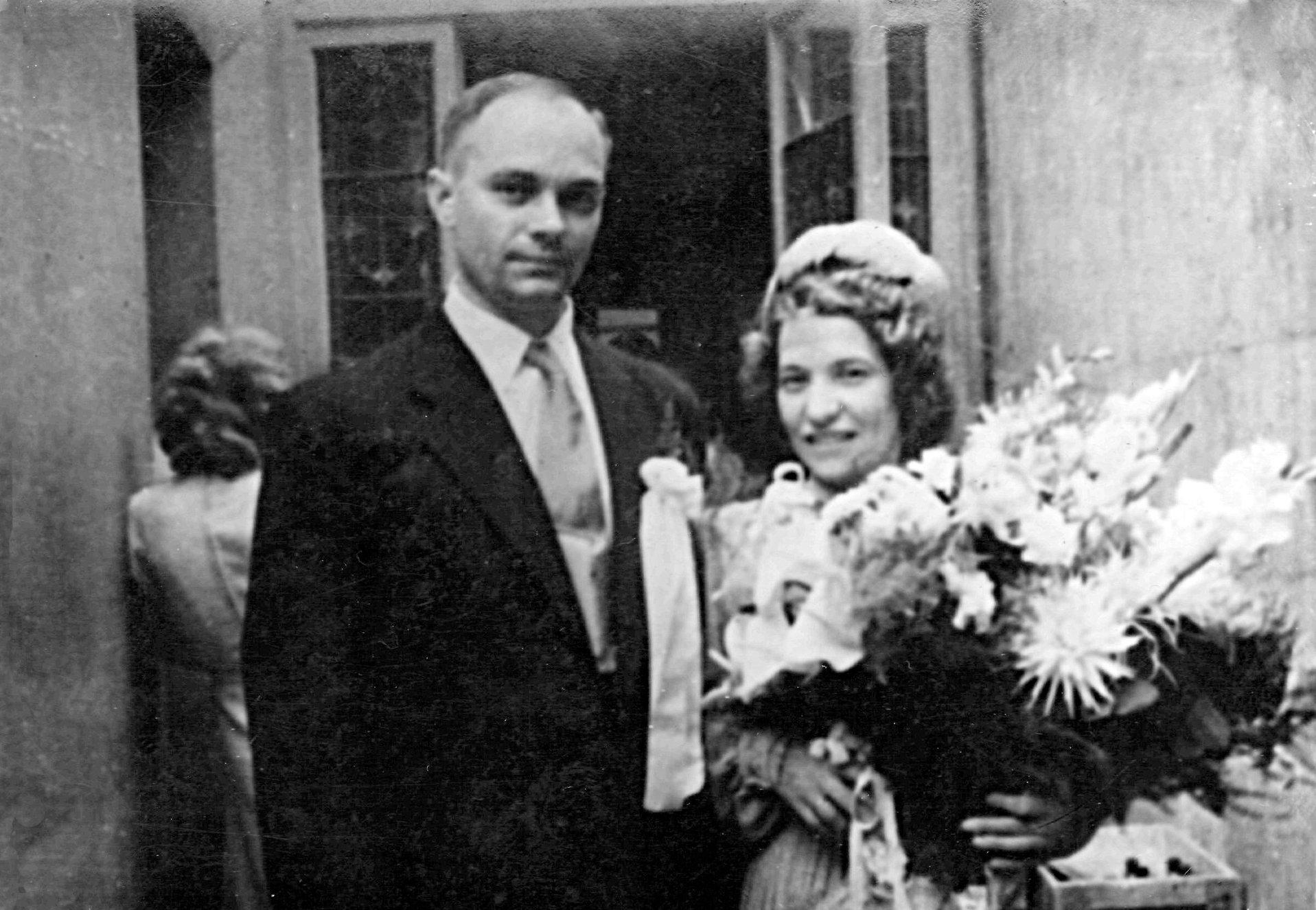 В.Макар з дружиною