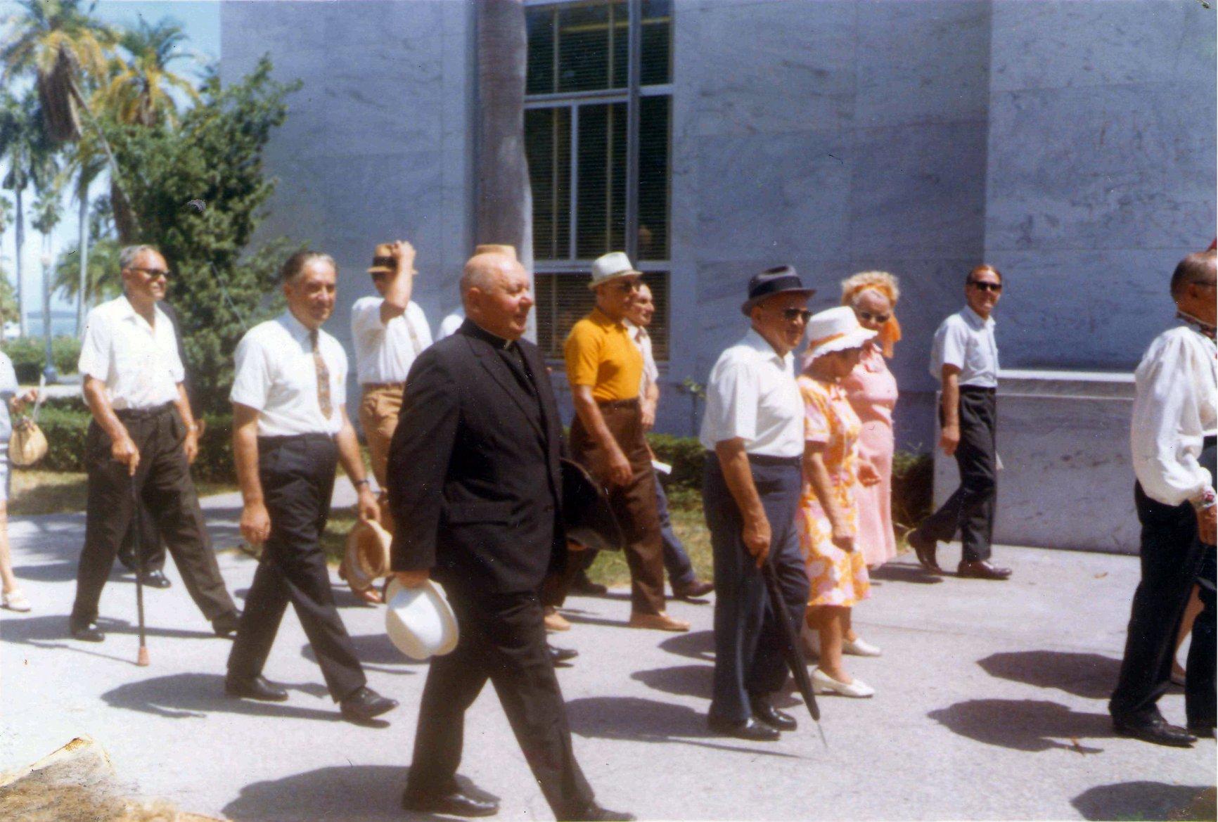 4. Маямі, Флорида, «Тиждень поневолених народів». Неділя, 25 липня 1971 р.
