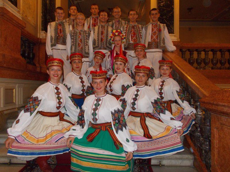Народний хореографічний колектив «Бужани»