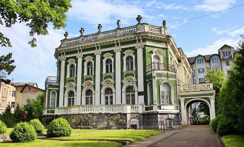 Фото музею «Дрогобиччина» з Вікіпедії