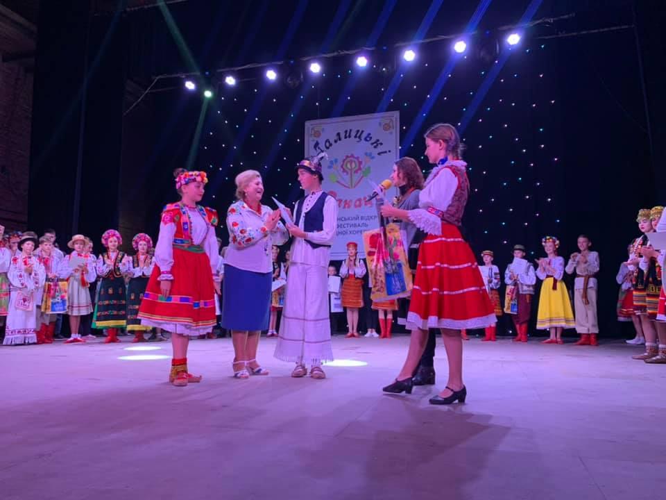 """фестиваль-конкурс народної хореографії у Червонограді """"Галицькі Вакації""""- 2021"""