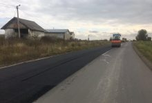 Триває ремонт дороги Дрогобич – Довголука