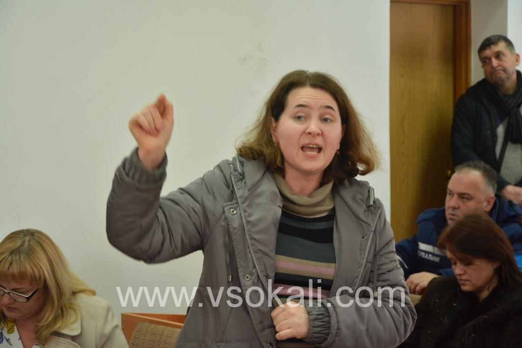 громадські слухання щодо будівництва церкви у Сокалі