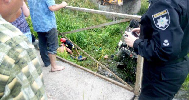 аварія на Сокальщині