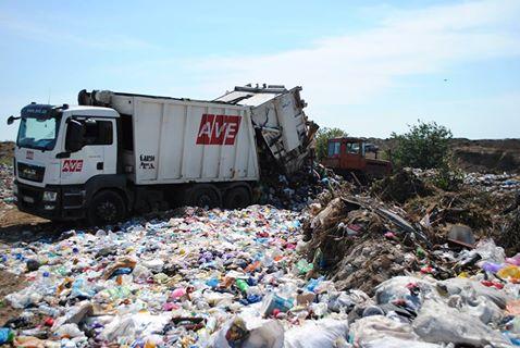 львівське сміття у Сокалі