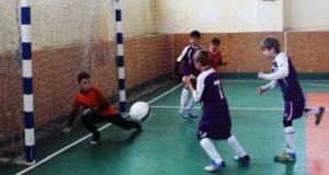 турнір з футзалу у Червонограді