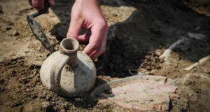 в Сокальському районі розкопали нові поховальні пам'ятки давніх германців