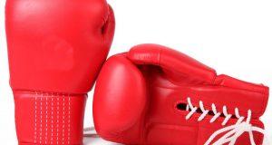 боксерскі рукавиці