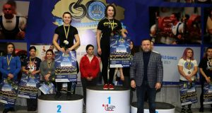 Дарія Іськів здобула перше місце на чемпіонаті Україні