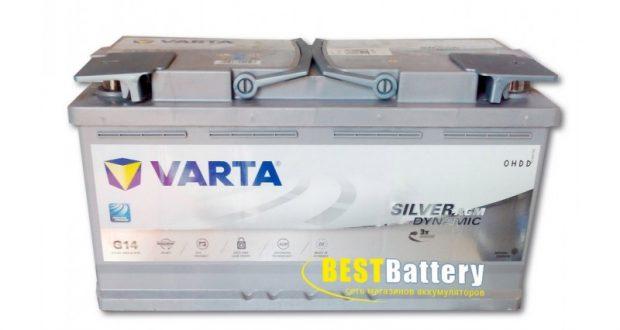 акумулятор Varta