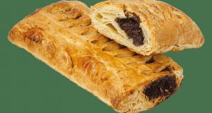пирог слоенный с маком